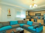 Modern 2 bedrooms apartment for rent in Oba, moderne 2 Schlafzimmer Wohnung zu vermieten in alanya (2)