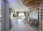 A fully furnished luxury penthouse apartment in Emerald Dreams