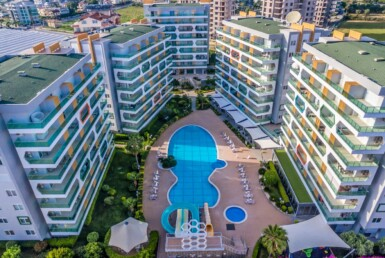 emerald park alanya for sale rent