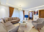 Fully furnished apartment for sale in Alanya (10)