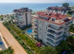 Fully furnished apartment for sale in Alanya (26)