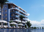 Luxury new build apartments for sale in Turkey (11)