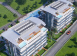Luxury new build apartments for sale in Turkey (15)