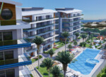 Luxury new build apartments for sale in Turkey (18)