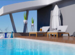 Luxury new build apartments for sale in Turkey (19)