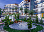 Luxury new build apartments for sale in Turkey (20)
