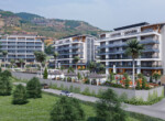 Luxury new build apartments for sale in Turkey (21)