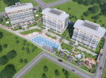 Luxury new build apartments for sale in Turkey (3)