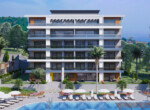 Luxury new build apartments for sale in Turkey (6)