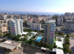 Luxury apartment for sale in Alanya