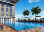 Luxury beach front apartments in Alanya (1)