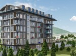 Luxury beach front apartments in Alanya (12)