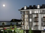 Luxury beach front apartments in Alanya (17)