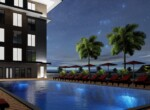 Luxury beach front apartments in Alanya (22)