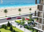 Luxury beach front apartments in Alanya (5)