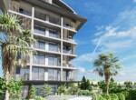 Luxury beach front apartments in Alanya (6)