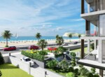 Luxury beach front apartments in Alanya (8)