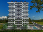 Modern apartments for sale in Alanya (4)