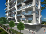 Modern apartments for sale in Alanya (6)