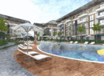 New build apartments in Oba Alanya (13)