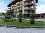 New build apartments in Oba Alanya (5)