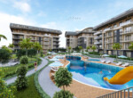 New build apartments in Oba Alanya (7)