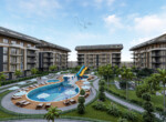New build apartments in Oba Alanya (9)